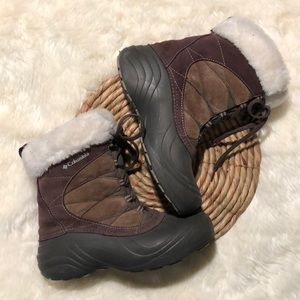 Columbia Winter Boots 9.5M Waterproof 'Sierra'